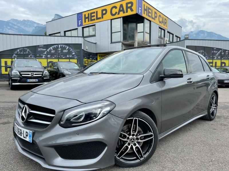 Mercedes-Benz CLASSE B (W246) 220 D 177CH FASCINATION 7G-DCT Diesel BLEU F Occasion à vendre