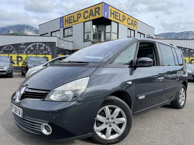 Renault ESPACE IV 2.0 DCI 150CH FAP ALYUM Diesel NOIR Occasion à vendre