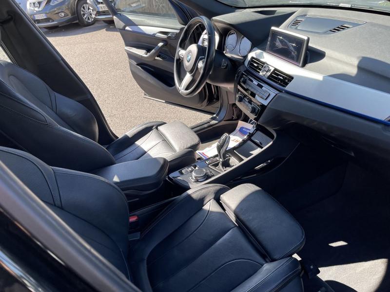 Photo 4 de l'offre de BMW X1 (F48) XDRIVE18DA 150CH M SPORT à 26990€ chez Help car