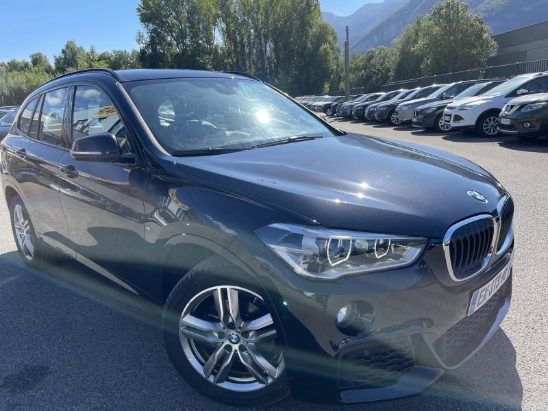 Photo 2 de l'offre de BMW X1 (F48) XDRIVE18DA 150CH M SPORT à 26990€ chez Help car