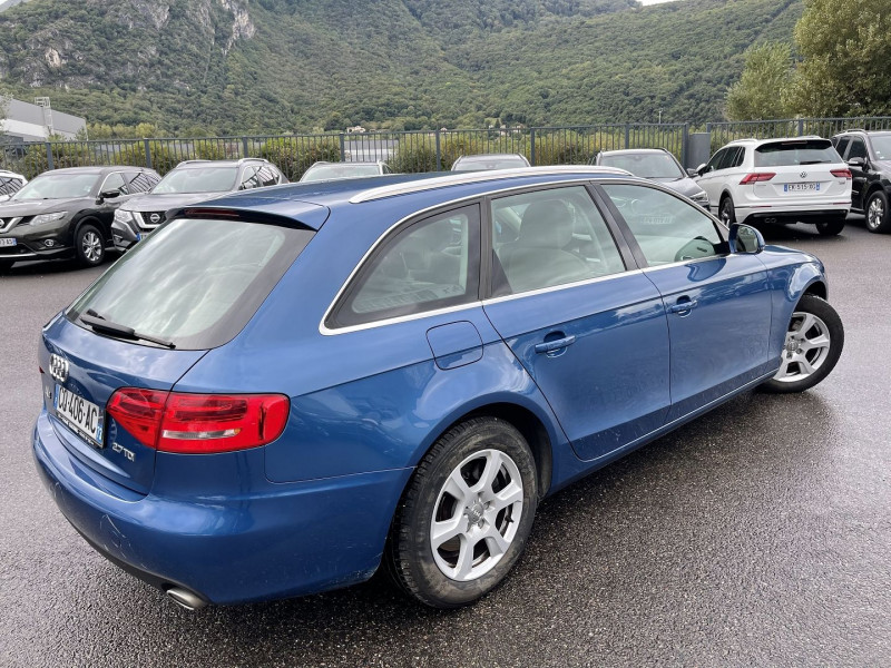 Photo 4 de l'offre de AUDI A4 AVANT 2.7 V6 TDI 190CH DPF à 9490€ chez Help car
