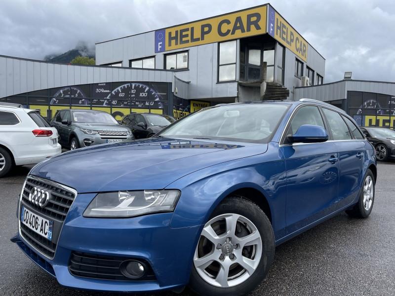 Audi A4 AVANT 2.7 V6 TDI 190CH DPF Diesel BLEU C Occasion à vendre