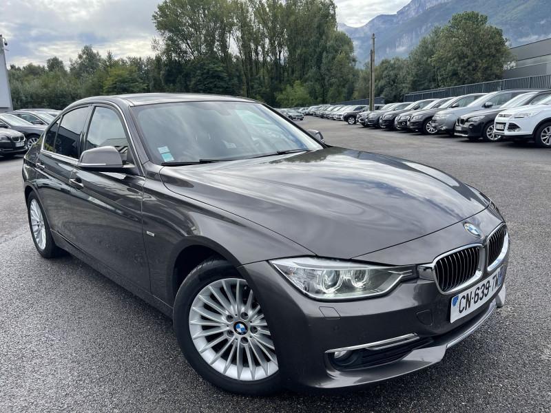 Photo 2 de l'offre de BMW SERIE 3 (F30) 320DA XDRIVE 184CH LUXURY à 14490€ chez Help car