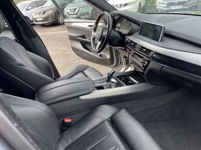 Photo 4 de l'offre de BMW X5 (F15) XDRIVE30DA 258CH M SPORT à 33490€ chez Help car