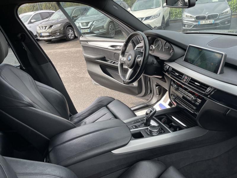 Photo 5 de l'offre de BMW X5 (F15) XDRIVE30DA 258CH M SPORT à 33490€ chez Help car