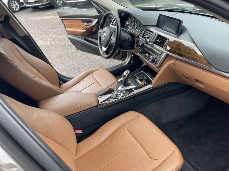 Photo 3 de l'offre de BMW SERIE 3 (F30) 320DA XDRIVE 184CH LUXURY à 14490€ chez Help car