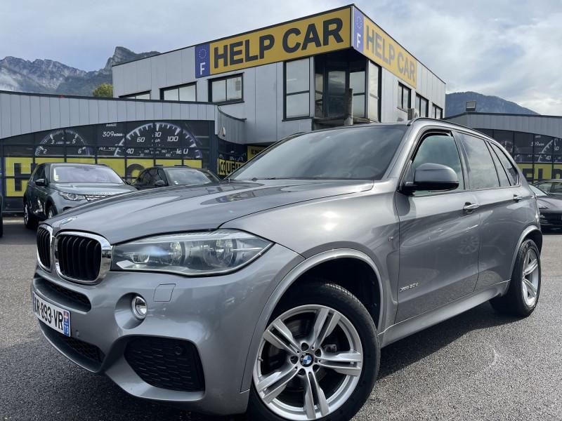 Photo 1 de l'offre de BMW X5 (F15) XDRIVE30DA 258CH M SPORT à 33490€ chez Help car