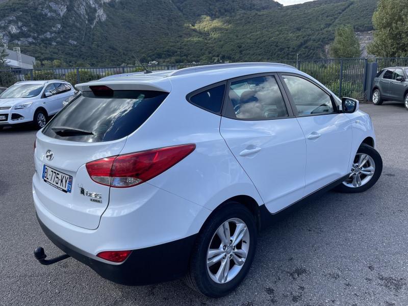 Photo 3 de l'offre de HYUNDAI IX35 1.7 CRDI PACK EDITION à 10490€ chez Help car