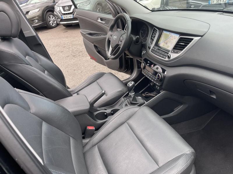 Photo 3 de l'offre de HYUNDAI TUCSON 1.7 CRDI 115CH EXECUTIVE 2WD à 16490€ chez Help car