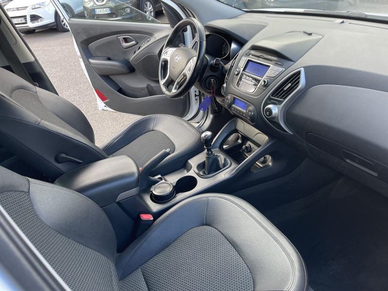 Photo 4 de l'offre de HYUNDAI IX35 1.7 CRDI PACK EDITION à 10490€ chez Help car
