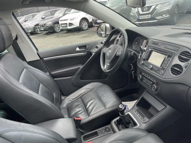 Photo 3 de l'offre de VOLKSWAGEN TIGUAN 2.0 TDI 140CH BLUEMOTION TECHNOLOGY FAP CARAT à 11490€ chez Help car