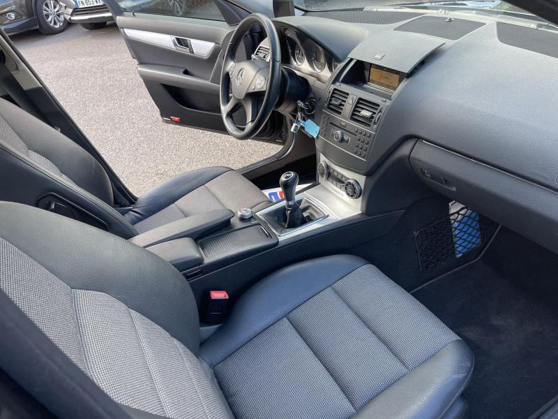 Photo 3 de l'offre de MERCEDES-BENZ CLASSE C BREAK (S204) 180 CDI BE AVANTGARDE PACK LUXE à 13490€ chez Help car