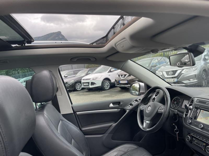 Photo 4 de l'offre de VOLKSWAGEN TIGUAN 2.0 TDI 140CH BLUEMOTION TECHNOLOGY FAP CARAT à 11490€ chez Help car