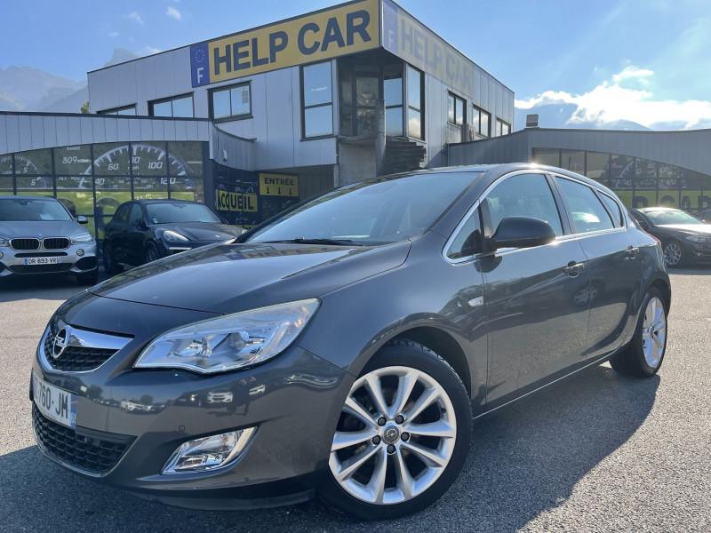 Opel ASTRA 1.7 CDTI125 FAP SPORT Diesel GRIS Occasion à vendre