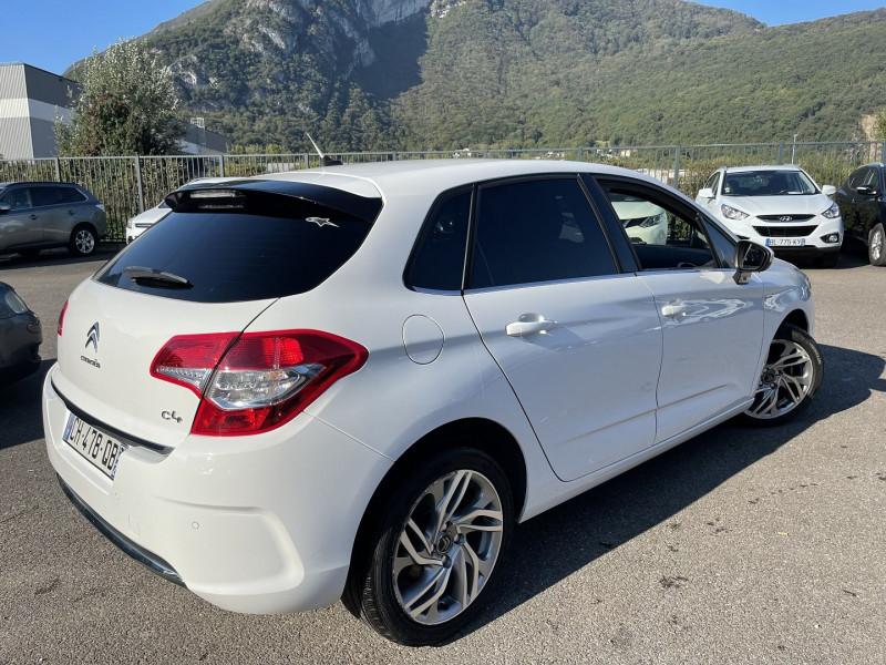 Photo 3 de l'offre de CITROEN C4 1.6 E-HDI110 FAP EXCLUSIVE  5P à 9490€ chez Help car