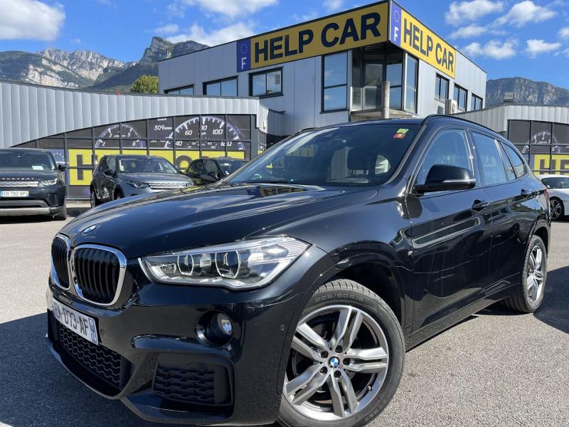 Photo 1 de l'offre de BMW X1 (F48) XDRIVE18DA 150CH M SPORT à 26990€ chez Help car