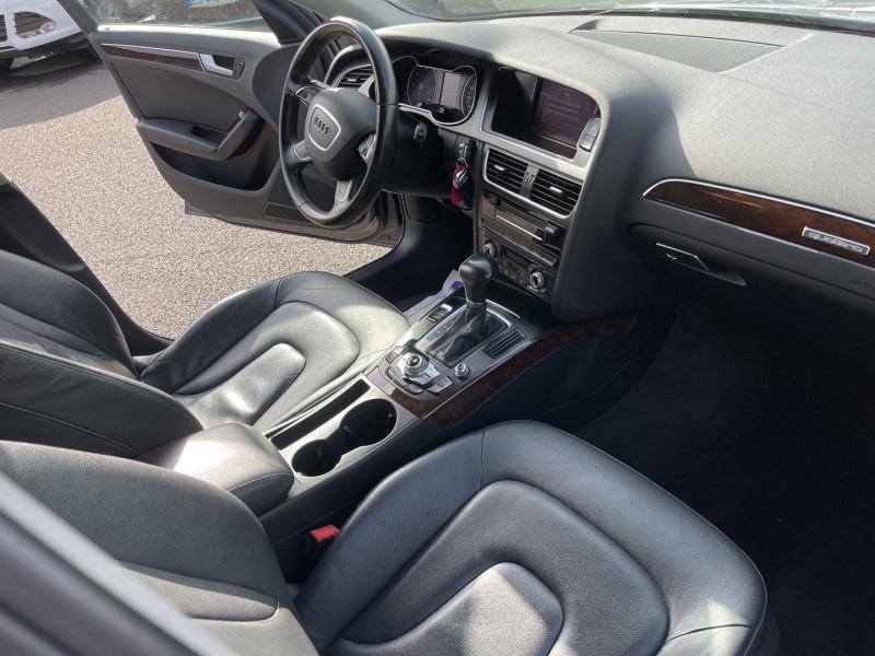 Photo 4 de l'offre de AUDI A4 AVANT 2.0 TDI 177CH DPF AMBITION LUXE MULTITRONIC QUATTRO à 15990€ chez Help car