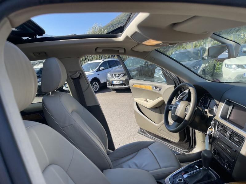 Photo 5 de l'offre de AUDI Q5 3.0 V6 TDI 240CH FAP AVUS QUATTRO S TRONIC 7 à 19990€ chez Help car