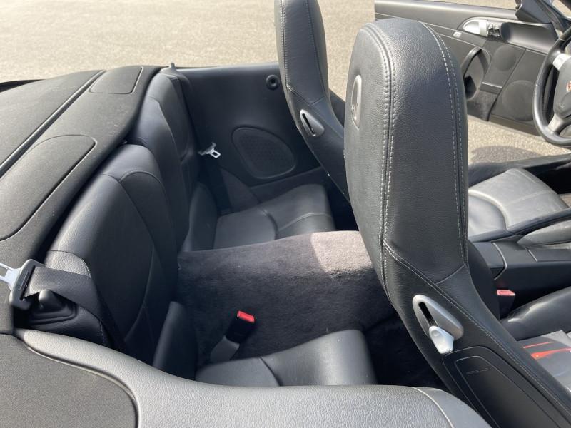 Photo 5 de l'offre de PORSCHE 911 CABRIOLET (997) CARRERA 4 à 52990€ chez Help car