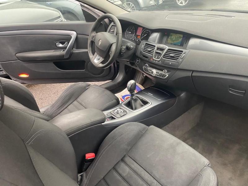 Photo 4 de l'offre de RENAULT LAGUNA III COUPE 2.0 DCI 150CH DYNAMIQUE à 6990€ chez Help car