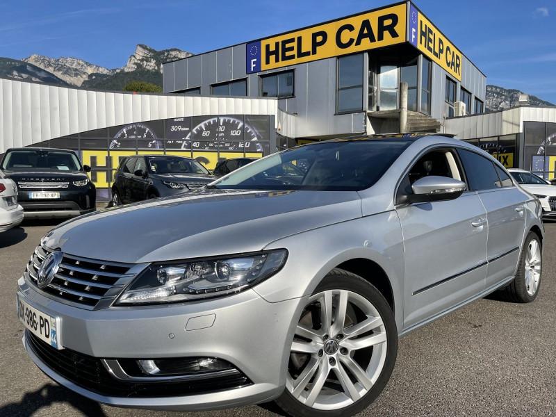Volkswagen CC 2.0 TDI 150CH BLUEMOTION TECHNOLOGY FAP CARAT DSG6 Diesel GRIS C Occasion à vendre