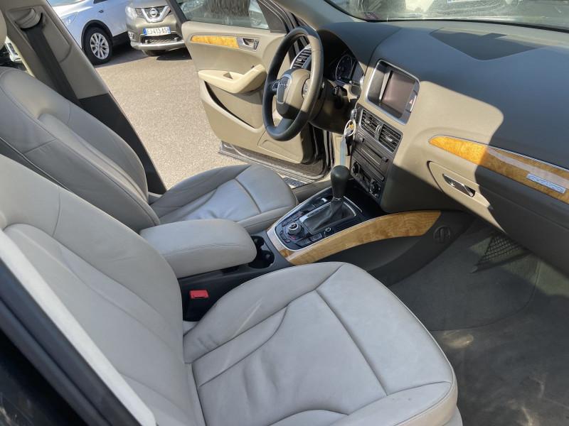 Photo 4 de l'offre de AUDI Q5 3.0 V6 TDI 240CH FAP AVUS QUATTRO S TRONIC 7 à 19990€ chez Help car