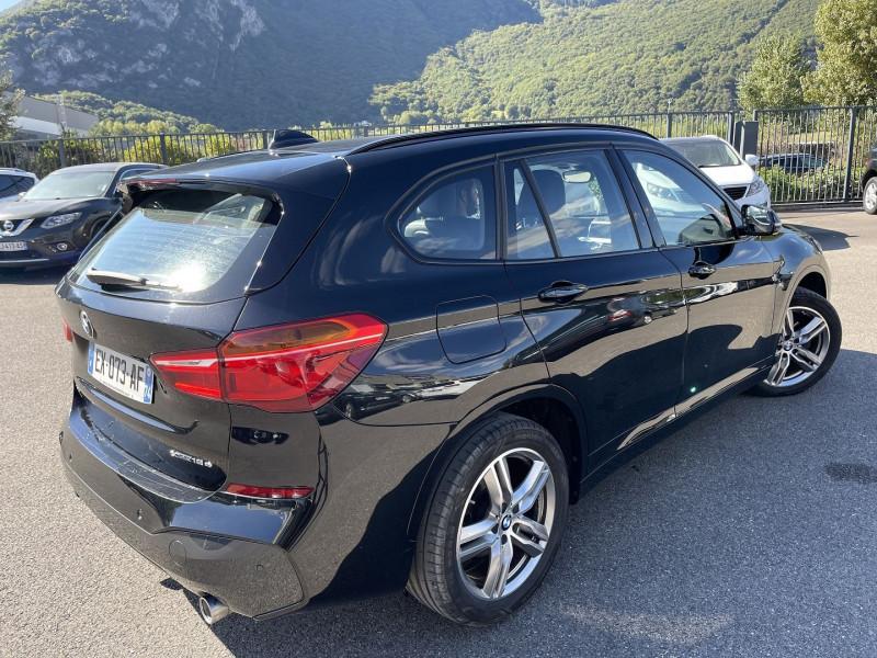 Photo 3 de l'offre de BMW X1 (F48) XDRIVE18DA 150CH M SPORT à 26990€ chez Help car
