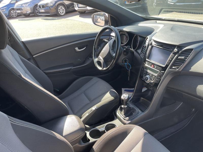 Photo 4 de l'offre de HYUNDAI I30 1.6 CRDI 110CH BLUE DRIVE BUSINESS 5P à 10990€ chez Help car