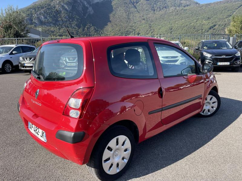 Photo 2 de l'offre de RENAULT TWINGO II 1.5 DCI 65CH AUTHENTIQUE à 5990€ chez Help car