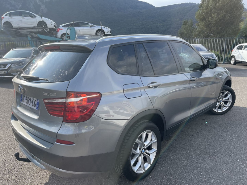 Photo 2 de l'offre de BMW X3 XDRIVE20DA 184CH CONFORT à 17990€ chez Help car