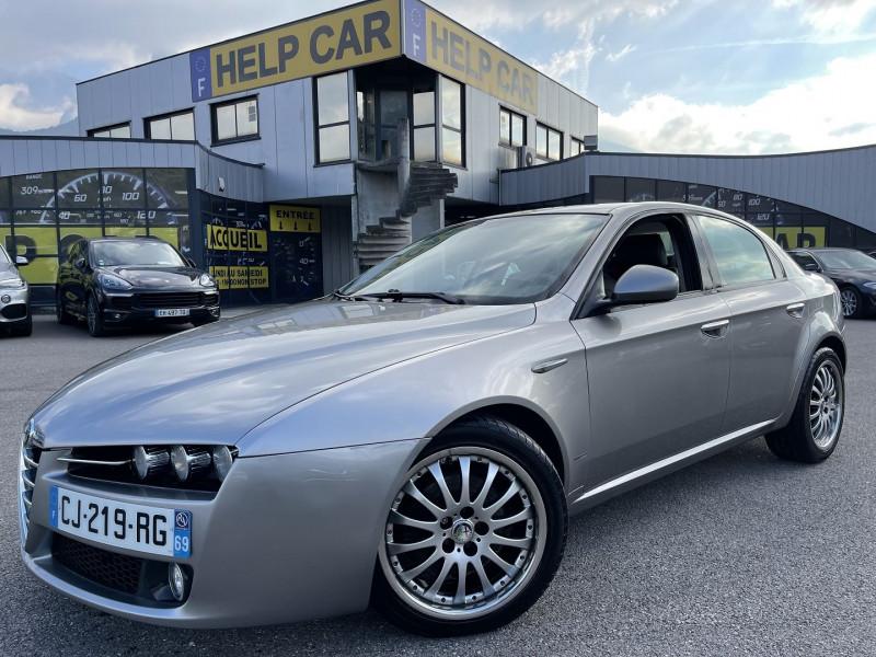 Alfa Romeo 159 1.9 JTD120 DISTINCTIVE Diesel ANTHRACITE Occasion à vendre