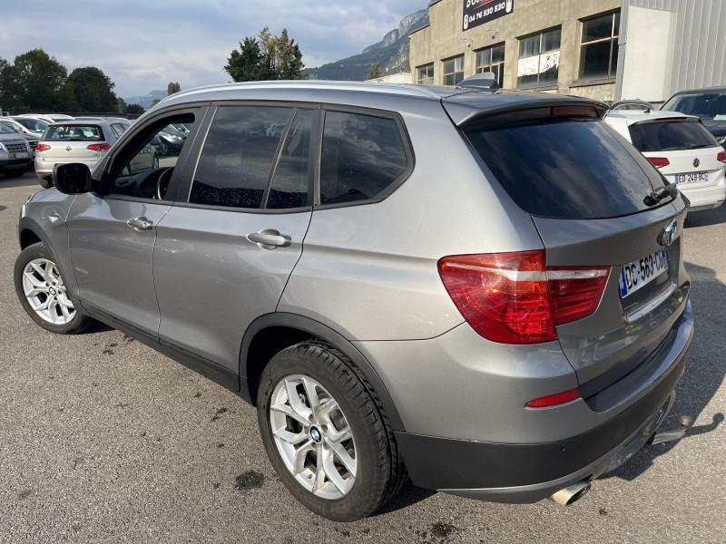 Photo 3 de l'offre de BMW X3 XDRIVE20DA 184CH CONFORT à 17990€ chez Help car