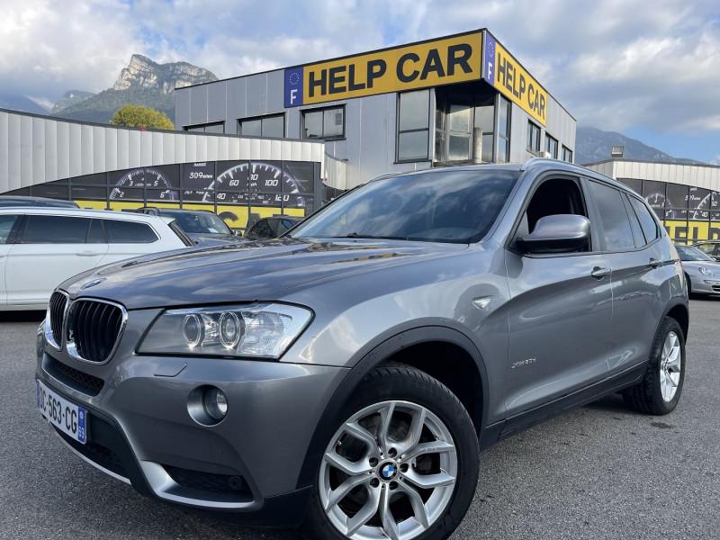 Photo 1 de l'offre de BMW X3 XDRIVE20DA 184CH CONFORT à 17990€ chez Help car
