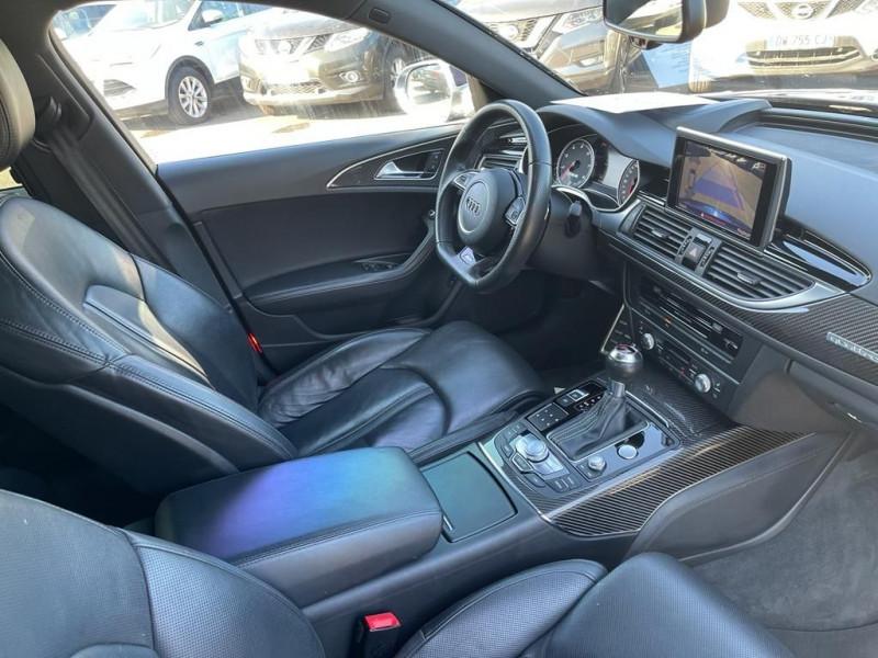 Photo 5 de l'offre de AUDI RS6 AVANT 4.0 V8 TFSI 560CH QUATTRO TIPTRONIC à 54990€ chez Help car