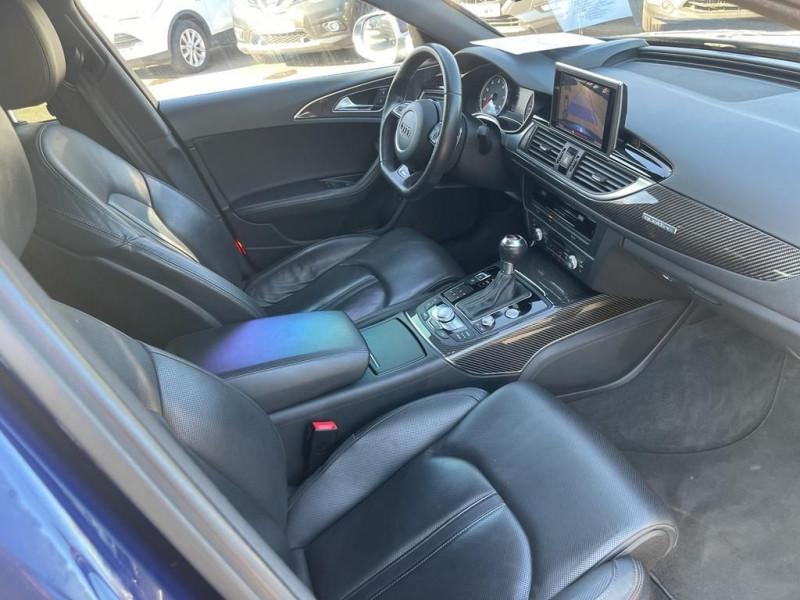 Photo 4 de l'offre de AUDI RS6 AVANT 4.0 V8 TFSI 560CH QUATTRO TIPTRONIC à 54990€ chez Help car