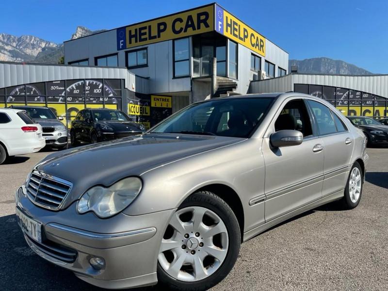 Mercedes-Benz CLASSE C (203) 220  2.1 CDI 16V 150 CV CLASSIC FASCINATION Diesel GRIS C Occasion à vendre