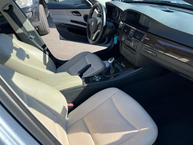 Photo 4 de l'offre de BMW SERIE 3 TOURING (E91) 320D 163CH EFFICIENTDYNAMICS EDITION à 11490€ chez Help car