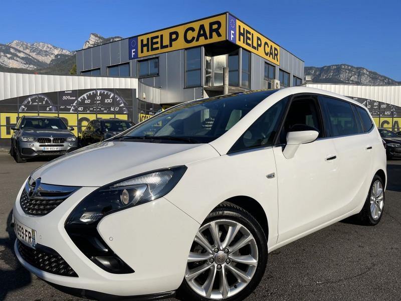 Opel ZAFIRA TOURER 2.0 CDTI 130CH COSMO PACK 7 PLACES Diesel BLANC Occasion à vendre