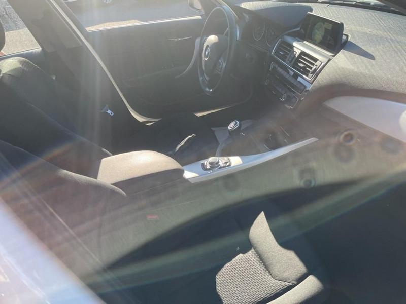 Photo 4 de l'offre de BMW SERIE 1 (F21/F20) 114D 95CH LOUNGE 5P à 16490€ chez Help car