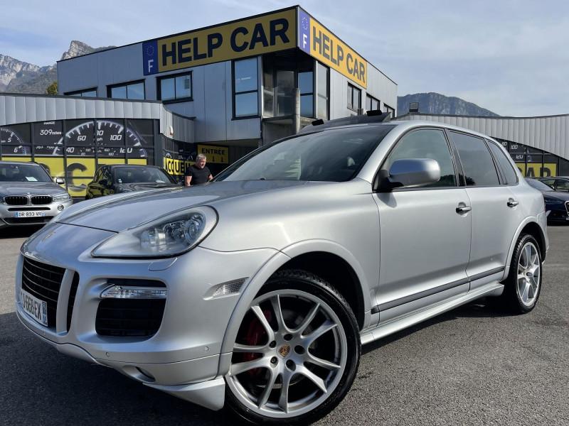 Porsche CAYENNE (955) GTS TIPTRONIC Essence GRIS Occasion à vendre