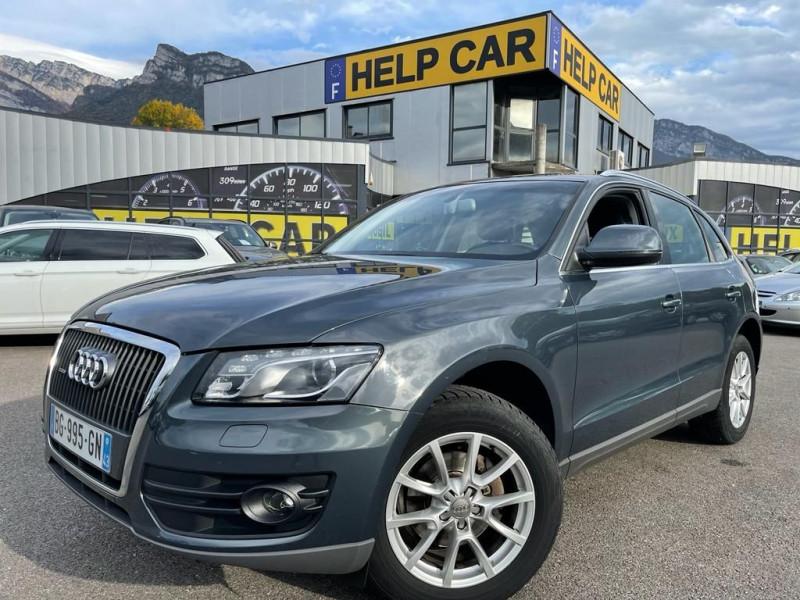Audi Q5 2.0 TDI 170CH FAP START/STOP AMBITION LUXE QUATTRO Diesel GRIS F Occasion à vendre