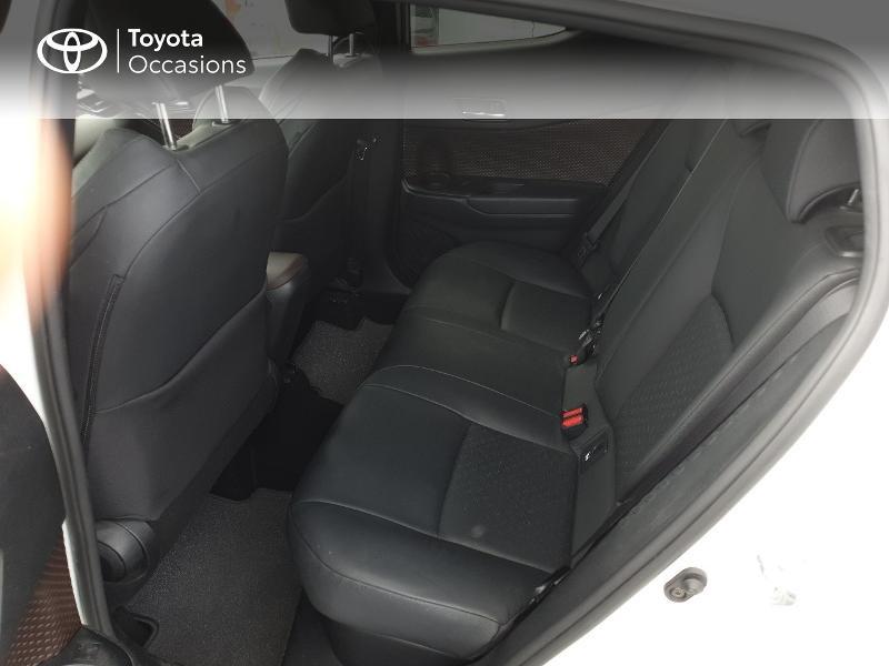 Photo 14 de l'offre de TOYOTA C-HR 122h Distinctive 2WD E-CVT à 18990€ chez Rizzon Auto - Toyota Lannion