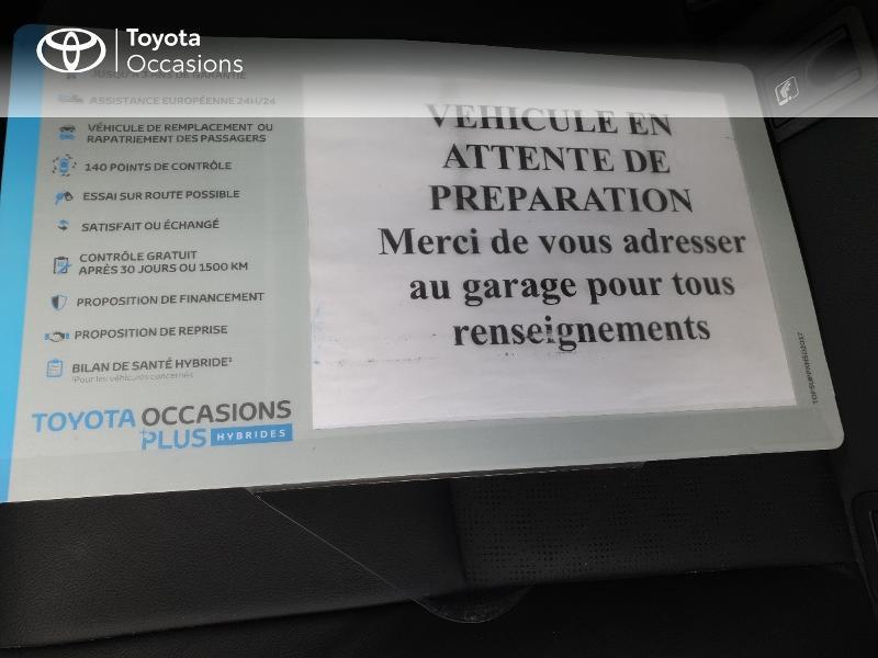 Photo 16 de l'offre de TOYOTA C-HR 122h Distinctive 2WD E-CVT à 18990€ chez Rizzon Auto - Toyota Lannion