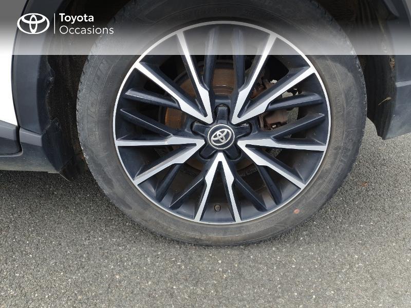 Photo 4 de l'offre de TOYOTA C-HR 122h Distinctive 2WD E-CVT à 18990€ chez Rizzon Auto - Toyota Lannion