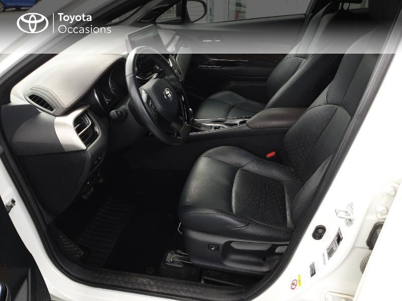 Photo 13 de l'offre de TOYOTA C-HR 122h Distinctive 2WD E-CVT à 18990€ chez Rizzon Auto - Toyota Lannion