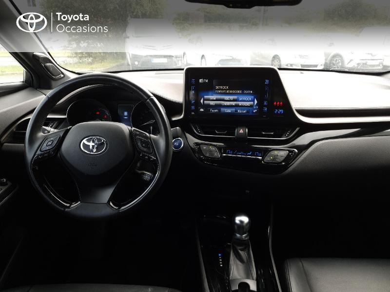 Photo 5 de l'offre de TOYOTA C-HR 122h Distinctive 2WD E-CVT à 18990€ chez Rizzon Auto - Toyota Lannion