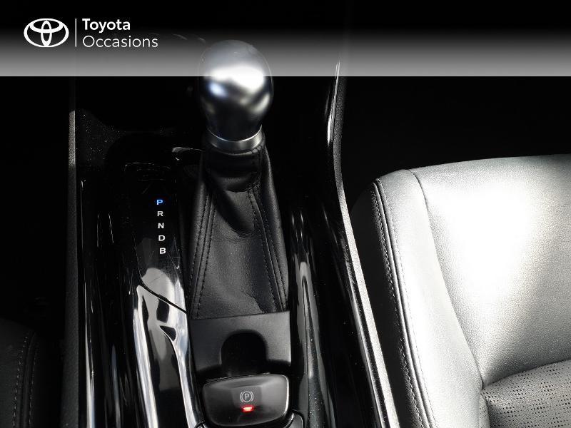 Photo 9 de l'offre de TOYOTA C-HR 122h Distinctive 2WD E-CVT à 18990€ chez Rizzon Auto - Toyota Lannion