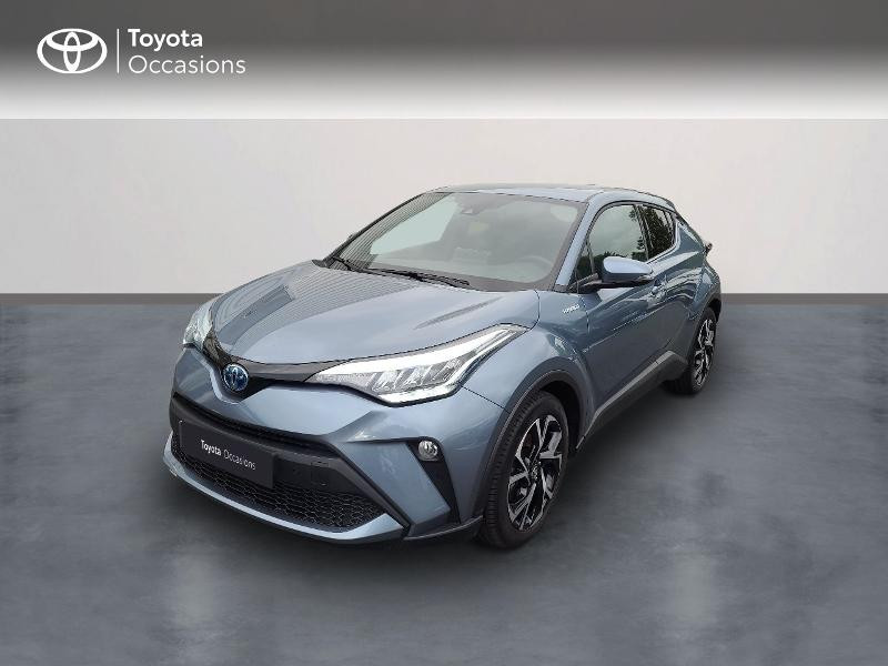Toyota C-HR 184h Edition 2WD E-CVT MC19 Hybride gris clair Occasion à vendre