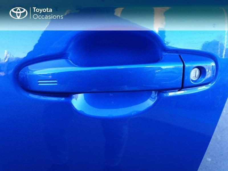 Photo 20 de l'offre de TOYOTA C-HR 122h Edition 2WD E-CVT RC18 à 22980€ chez Rizzon Auto - Toyota Guingamp