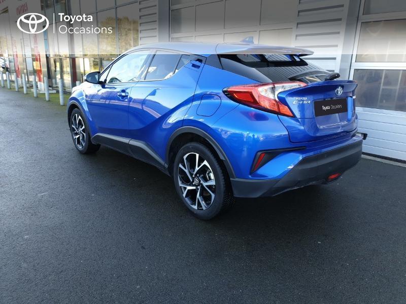 Photo 22 de l'offre de TOYOTA C-HR 122h Edition 2WD E-CVT RC18 à 22980€ chez Rizzon Auto - Toyota Guingamp